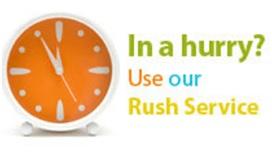 rush appraisals